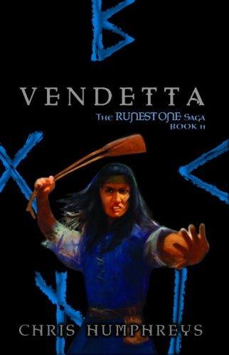 Vendetta (The Runestone Saga, Book ll)