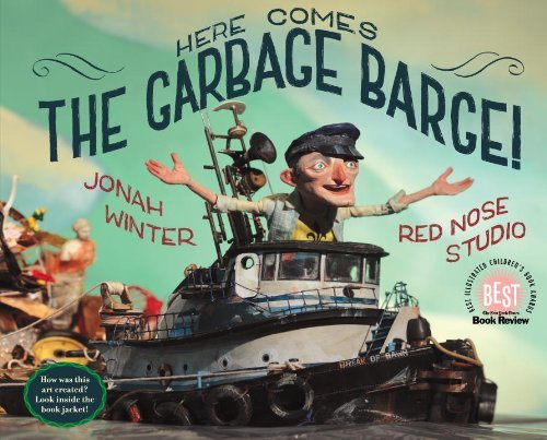 Here Comes The Garbage Barge!