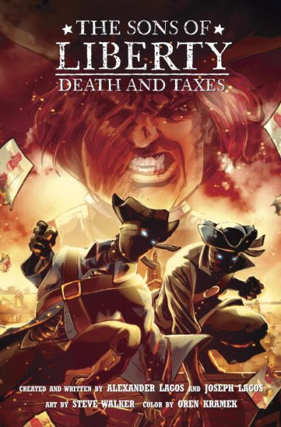 Death and Taxes (The Sons of Liberty)