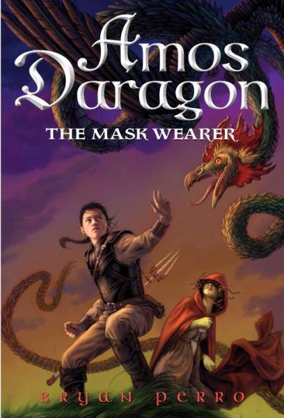 The Mask Wearer (Amos Daragon, Bk. 1)