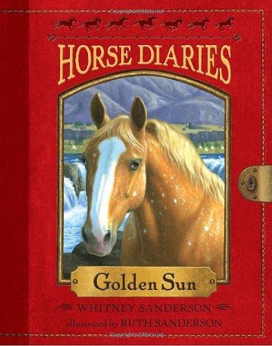 Golden Sun (Horse Diaries, Bk. 5)