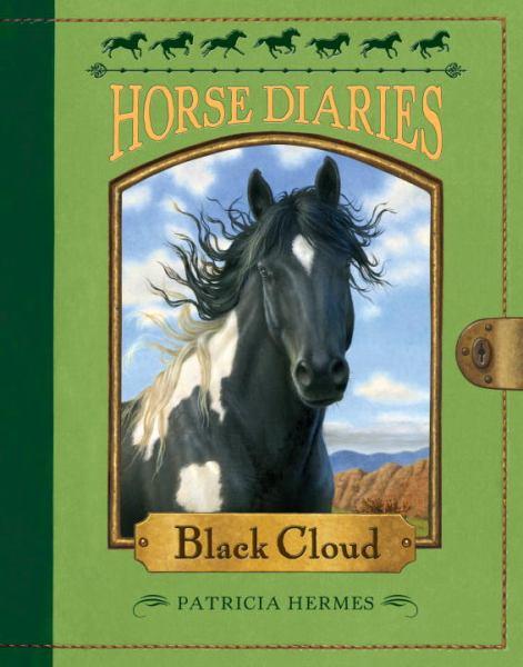 Black Cloud (Horse Diaries, Bk. 8)