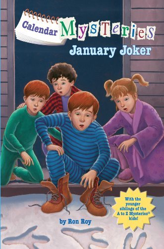 January Joker (Calendar Mysteries)