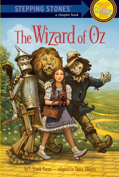 The Wizard of Oz (Stepping Stones)