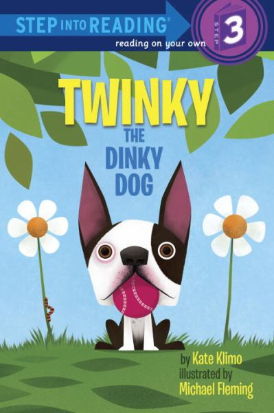 Twinky the Dinky Dog (Step Into Reading, Step 3)