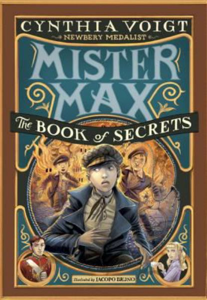 The Book of Secrets (Mister Max, Bk. 2)