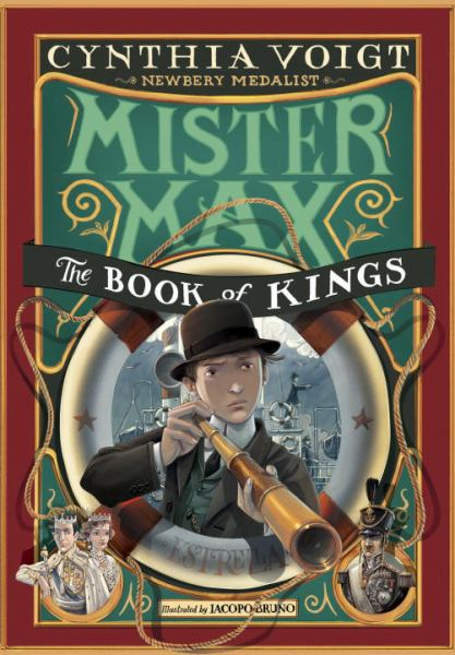 The Book of Kings (Mister Max, Bk. 3)