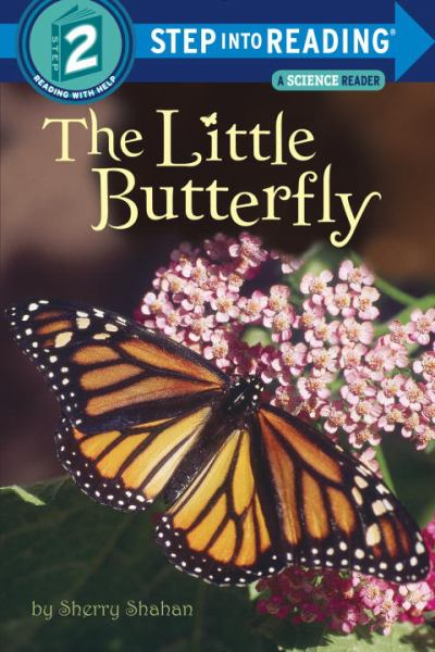 The Little Butterfly (Step Into Reading, Step 2)