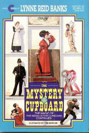 The Mystery Of The Cupboard (Bk. 4)