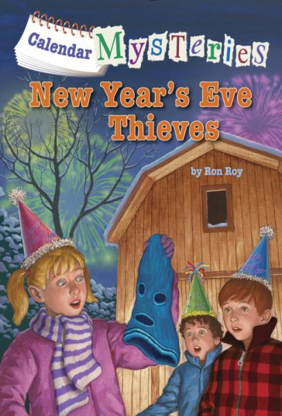 New Year's Eve Thieves (Calendar Mysteries)