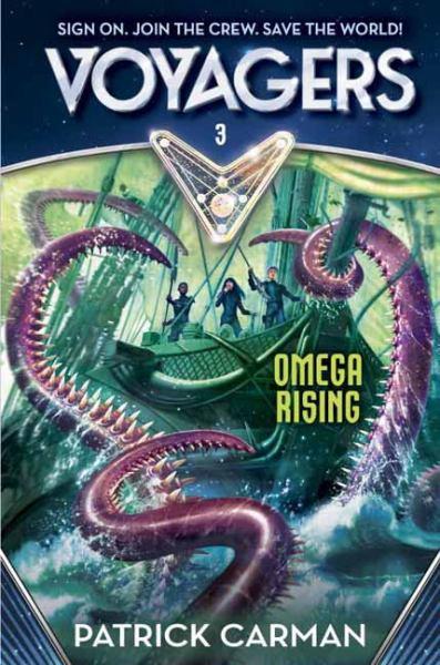 Omega Rising (Voyagers, Bk. 3)