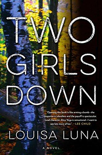 Two Girls Down (An Alice Vega, Bk. 1)