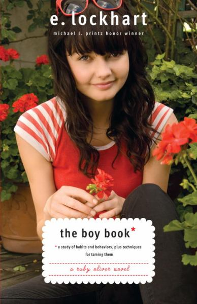 The Boy Book (Ruby Oliver, Bk 2)