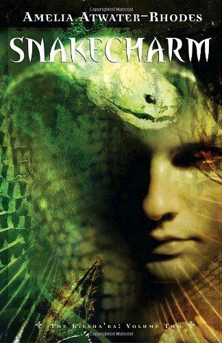 Snakecharm (Kiesha'ra: Volume 2)