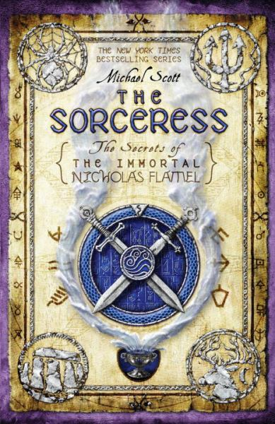 The Sorceress: The Secrets of the Immortal