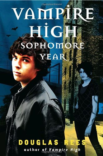 Vampire High Sophomore Year