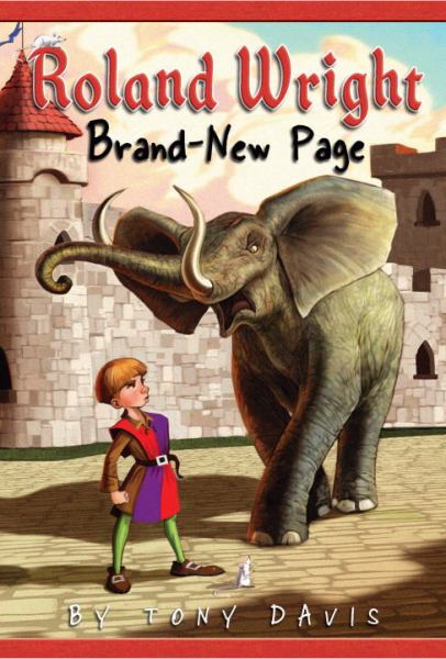 Brand-New Page (Roland Wright, Bk. 2)