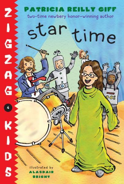 Star Time (Zigzag Kids #4)