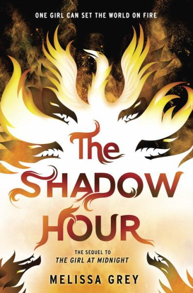 The Shadow Hour (The Girl at Midnight, Bk. 2)