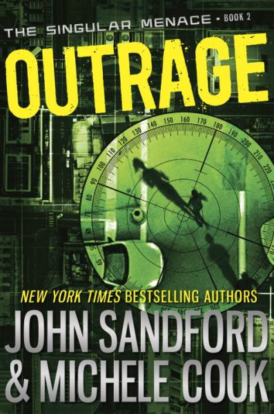 Outrage (Singular Menace, Bk. 2)
