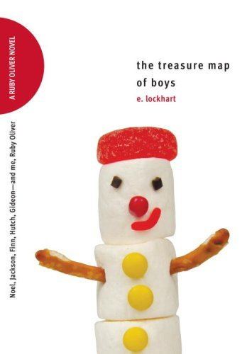 The Treasure Map Of Boys (Ruby Oliver)