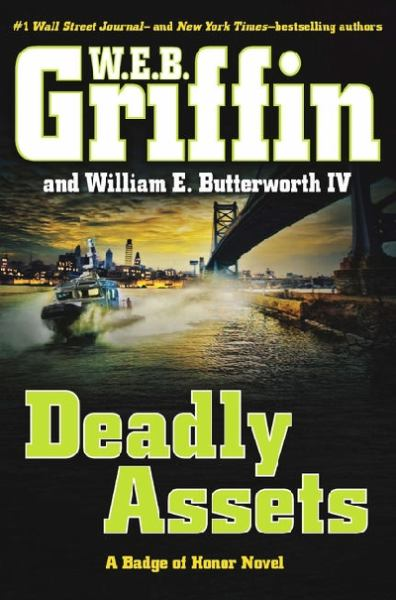 Deadly Assets (Badge of Honor, Bk. 12)