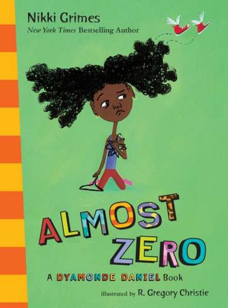 Almost Zero (Dyamonde Daniel Bk. 3)