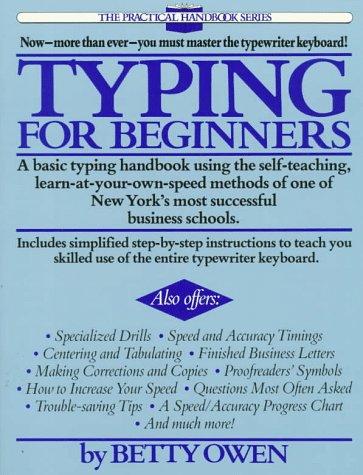 Typing for Beginners (Practical Handbook)