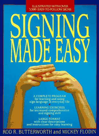 Signing Made Easy (Large Format)