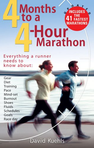 4 Months to a 4-Hour Marathon (Updated)