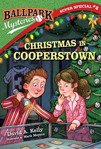 Christmas in Cooperstown (Ballpark Mysteries Super Special #2)