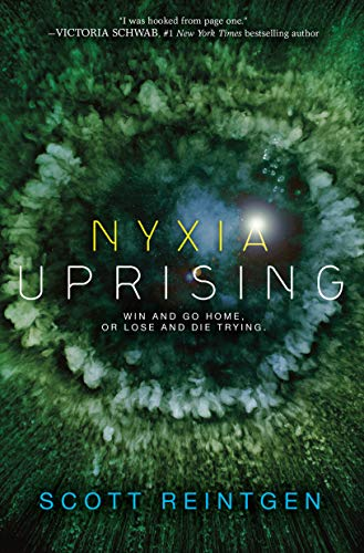 Nyxia Uprising (The Nyxia Triad, Bk. 3)