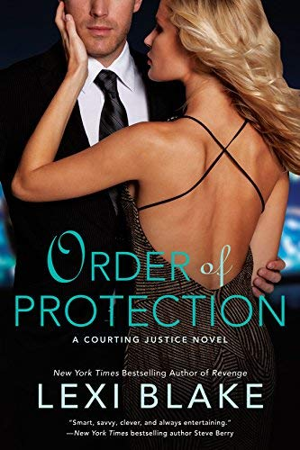 Order of Protection (A Courting Justice Novel, Bk 1)