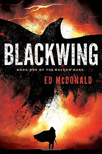 Blackwing (Raven's Mark, Bk. 1)