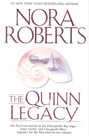 The Quinn Legacy (Chesapeake Bay Saga, Books 3 & 4)
