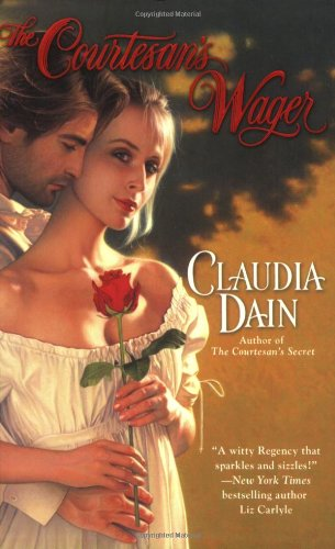 The Courtesan's Wager (The Courtesan Series)