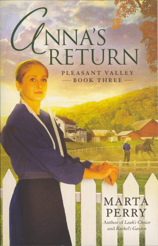 Anna's Return (Pleasant Valley Book Three)