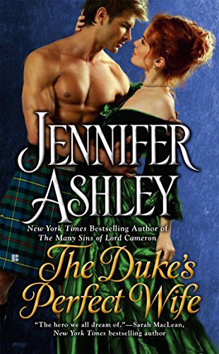 The Duke's Perfect Wife (Mackenzies Series)