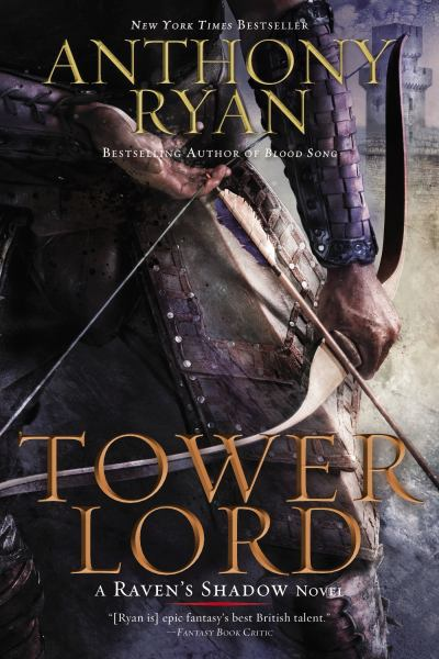 Tower Lord (Raven's Shadow, Bk 2)