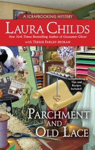 Parchment and Old Lace (Scrapbooking Mysteries)