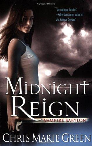 Midnight Reign (Vampire Babylon, Book 2)