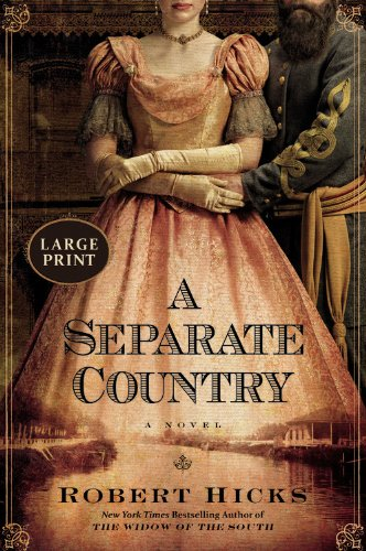 A Separate Country (Large Print)