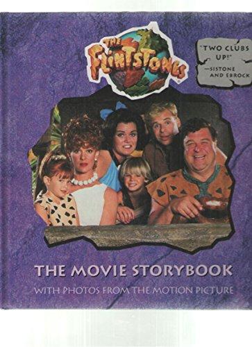 The Flintstones: The Movie Storybook