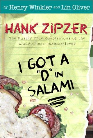 "I Got A ""D"" In Salami (Hank Zipzer, Bk. 2)"