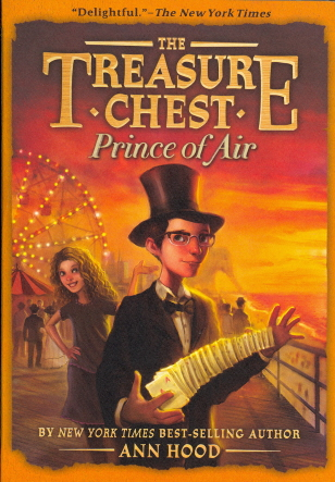Prince of Air (The Treasure Chest, Bk#4)