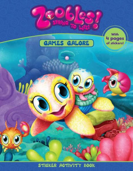 Games Galore (Zoobles! Spring to Life!)