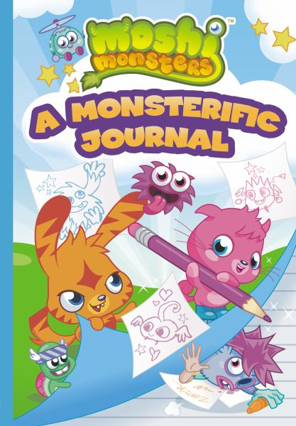 A Monsterific Journal (Moshi Monsters)