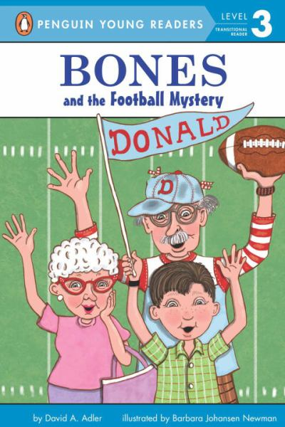 Bones and the Football Mystery (Penguin Young Reader, Level 3)