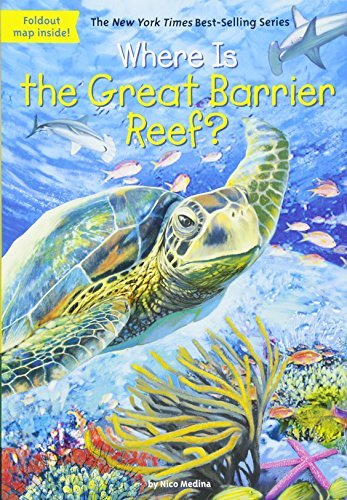 Where Is the Great Barrier Reef? (Where Is?)