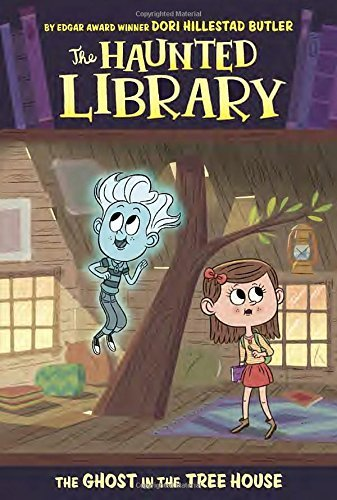 The Ghost in the Tree House  (The Haunted Library, Bk.7)